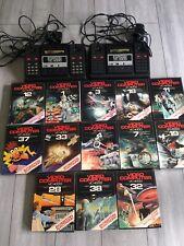 Video Games Spiele Sammlung +Konsole INTERTON VC 4000, Spiele mit OVP