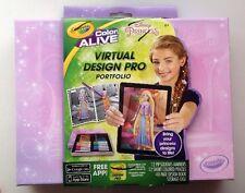 crayola color alive virtual design pro portfolio disney princess nip - Crayola Disney