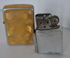 Vintage Storm King Gold Tone Standard Lighter