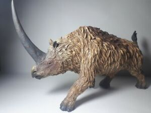 2019 New Collecta Dinosaur Toy / Figure Elasmotherium - Deluxe 1:20 Scale