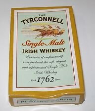 Rare The Tyrconnell Single Malt Irish Whiskey Playing Cards New Sealed Deck