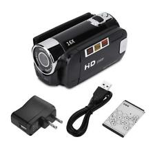Ordro Hdv-Z20 Wifi 3' Lcd Video Camera Remote Control Camcorder W/Microphone Ah