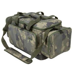 Solar Undercover Camo Carryall (BOTH SIZES) Carp Luggage