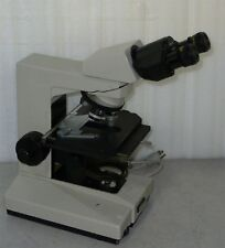 Nikon Labophot Microscope with 4 objectives