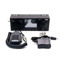 RS-928 RTC 10W 1-30MHz HF QRP Transceiver SDR AM CW/LSB/USB/AM/FM+Battery X-