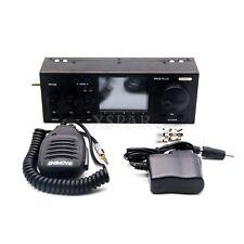RS-928 RTC 10W 1-30MHz HF QRP Transceiver SDR AM CW/LSB/USB/AM/FM+Battery X-