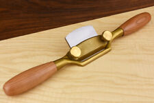 Quangsheng Bronze Spokeshave - Satin Finish