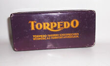 Old Torpedo Tin Can Bicycle Sewing Machines 1930er Tool Kit
