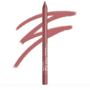 NYX Epic Wear Eyeliner Stick Dusty Mauve EWLS16 Dark Pink Lip Liner NEW Sealed