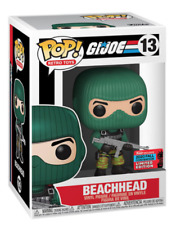 Funko POP! Retro Toys: G.I. Joe - Beachhead (Fall Convention Exclusive)