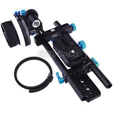 Fotga DP500II QR follow focus A/B stops +15mm rail rod support rig for 5D II III