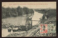 France Asia Vietnam TONKIN Country Life 1909 PPC