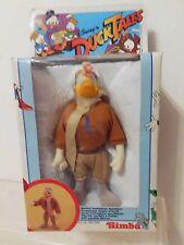 Walt Disney Duck Tales Simba Figur in Box: Pilot Quack Gizmo der Pilot