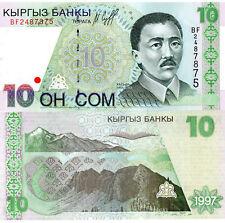 Kirgistan / Kyrgyzstan 10 (1997) UNC(B2)