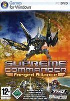 Supreme Commander: Forged Alliance de THQ Entertainmen... | Jeu vidéo | état bon