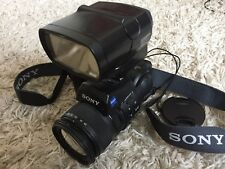 Sony Cyber-shot DSC-F828 Camera, HVL-F32X Flash & Optex T-12 Tripod. Great Deal!