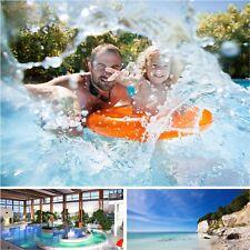 4 Tage Familienurlaub Rügen 4★ Hotel Precise Wellness Kurzreise Ostsee Apartment
