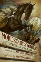 More Scary Stories to Tell in the Dark [New Book] Paperback, Illustrat