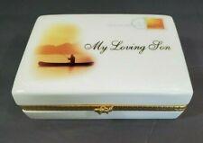 ARDLEIGH ELLIOTT Music Box Keepsake My Loving Son- You Bring Sunshine To My Life