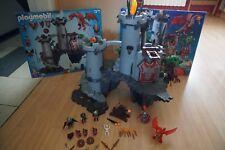 Playmobil Drachenritterburg 4835, Drachenritter und Drachen.