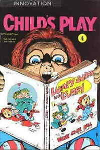Child's Play: The Series #4 VF; Innovation | save on shipping - details inside