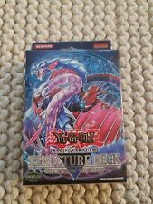 YU-GI-OH STRUCTURE DECK FURY FROM THE DEEP BRAND NEW IN BOX 1ST EDITION