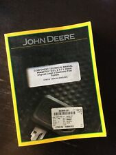 John Deere 6.8 8.1 Diesel Engine Level 3 Technical Electronic Fuel Manual Shop