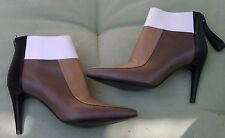 PIERRE HARDY Multi-Colored ankle boots - Leather - Size 36.5 - STUNNING