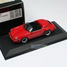MINICHAMPS PORSCHE 911 SPEEDSTER RED 430066130