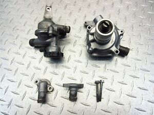 1989 89-96 Honda PC800 Pacific Coast OEM Water Pump Thermostat Fluid Cooling Lot