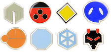 Pokemon Gym Badges: Gen 2 - Johto League