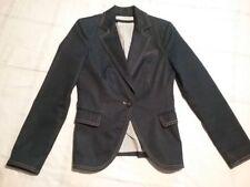 veste femme en jean bleu marine ZARA TAILLE  S  + CADEAU offert