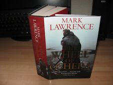Mark Lawrence The Wheel of Osheim Signed Lined Publication Dated Red Queen's War
