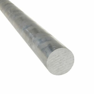 Aluminium Rundmaterial 1 m Aluminiumstange Alu Rund Stange Rundstab Stab Bolzen