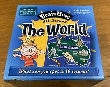 Brainbox 'All Around The World'