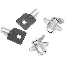 Lock Kit with Keys for Harley Hard Saddlebags