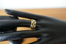 TORY BURCH RING IN GOLD COLOR. KINSLEY RING. NEW