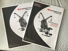 Bowflex Revolution Workout And Assembly Manual
