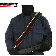 Cartouchière tactique--SHOTGUN SHELL 12 / 20GA pour 50 rounds de fusil de chasse
