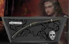 HARRY POTTER RARE OFFICIAL BELLATRIX LESTRANGE WAND DEATH EATER DISPLAY GIFT NEW