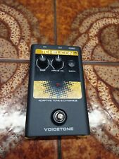 TC HELICON Voicetone T1 Adaptive Tone & Dynamics Foot Pedal