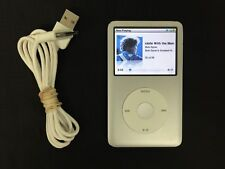 Apple iPod classic 7th Generation Silver (160 Gb) In Good Condition