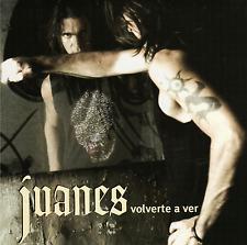 Audio CD - JUANES - Volverte a Ver - SINGLE - DIGIPAK - Like New (LN) WORLDWIDE