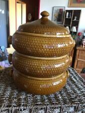 CUIT-VAPEUR - COUSCOUSSIER en céramique de GIEN