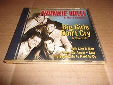 Frankie Valli & The 4 Seasons - Big Girls Don't Cry - (CD)