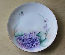 Thomas Sevres Bavaria Floral Collector Porcelain Plate