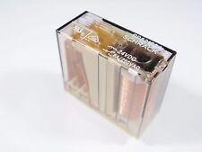 10 x Relais 24V 2xUM 250V 8A SCHRACK RP821024 Gold #12R35#