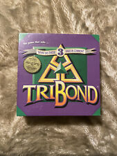 TriBond Board Game- What Do These 3 Things Have In Common? Ages 12+