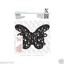 Docrafts Xcut Floral Flilgree Papillon ensemble de moules X cut Xpress sizzix