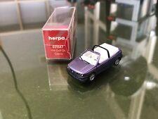 HERPA 1:87 VW GOLF GL CABRIO